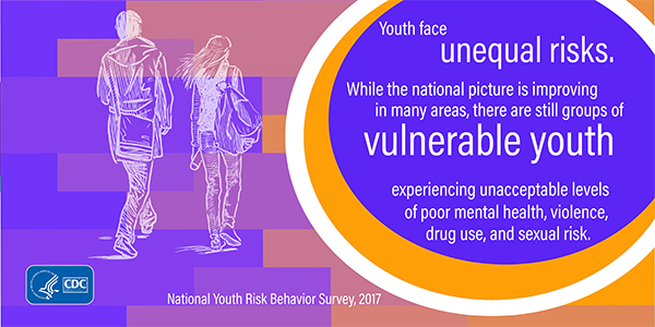 Youth Face Unequal Risks