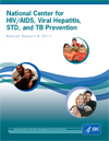 NCHHSTP Annual Report FY 2011 cover