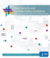 Data Security and Confidentiality Guidelines for HIV, Viral Hepatitis, Sexually Transmitted Disease, and Tuberculosis Programs cover