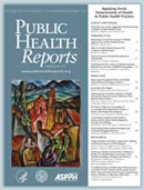 Public Health Reports November/December 2011 Supplement