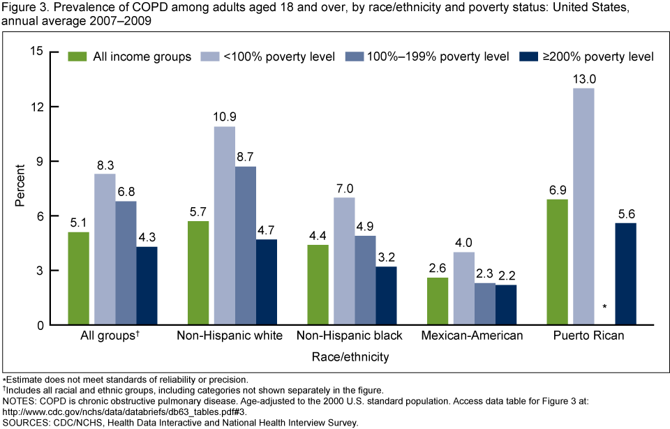 ... was higher than for adults with income levels above the poverty level.