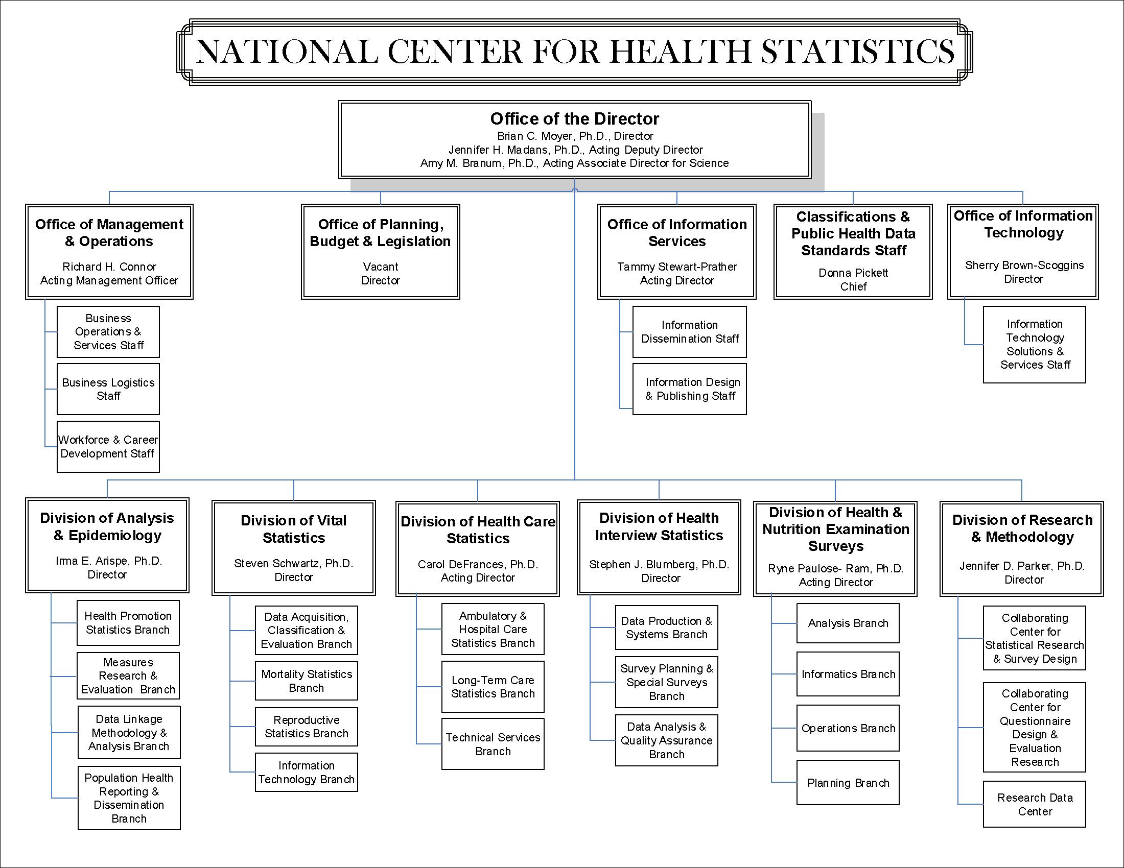 About Nchs Organization