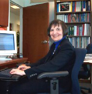 photo of Marjorie Greenberg