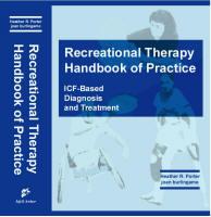 image of cover of Recreational Therapy Handbook of Practice