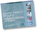 Injury Chartbook Cover