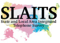State and Local Area Integrated Telephone Survey logo