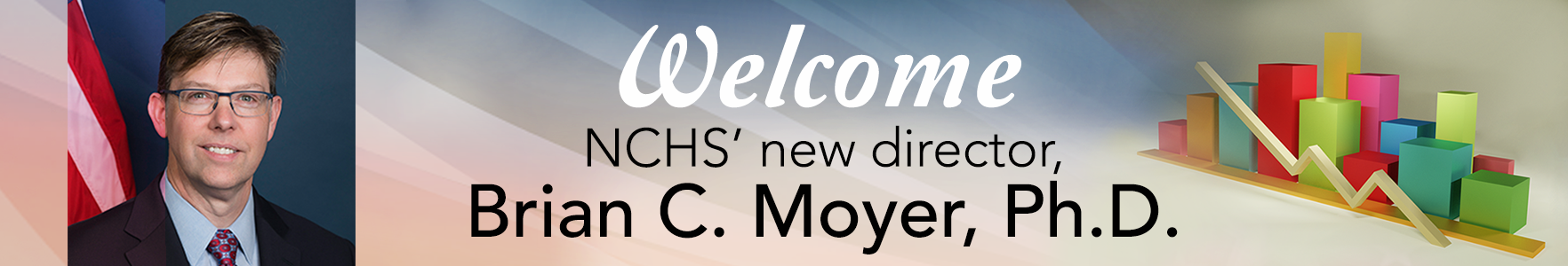 New NCHS Director