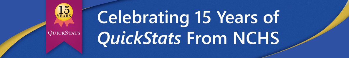 15 Years of QuickStats