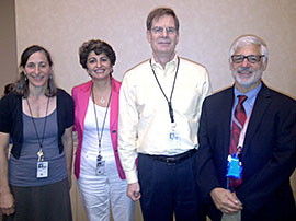 Brian Plikaytis, Stephanie Schrag, Rana Hajjeh, and Bob Pinner