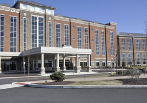 Long term acute care hospital building
