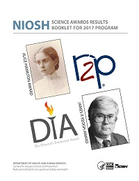 NIOSH Science Awards 2017