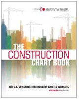 Cover page of the Construction Chart Book, 6th edition