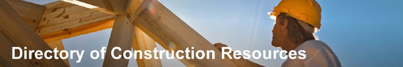 Directory of Construction Resources