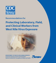 Cover of NIOSH document number 2005-155
