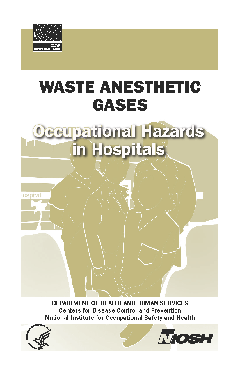 Cover of NIOSH document 2007-151