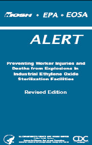 Cover of NIOSH document 2007-164