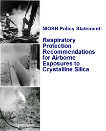 Respiratory Protection Recommendations for Airborne Exposures to Crystalline Silica