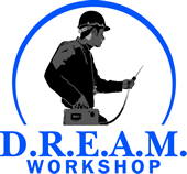 Dream Workshop logo