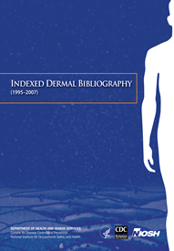 cover page - Indexed Dermal Bibliography