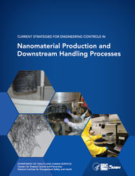 Cover of Nanomaterial Production and Downstream Handling Processes