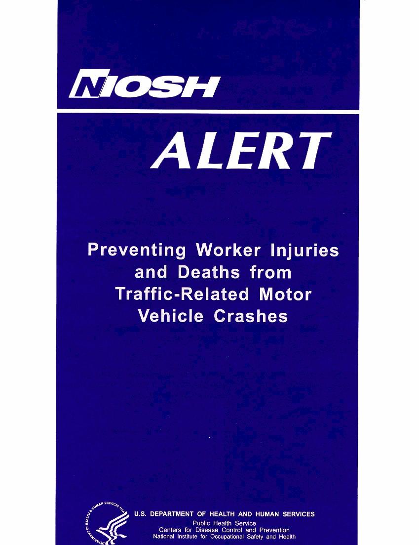cover image of NIOSH Alert 98-142