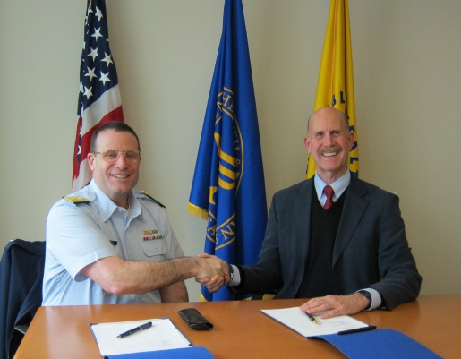 New Agreement Between the United States Coast Guard and NIOSH