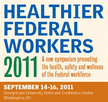 Healthier Federal Workers logo