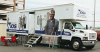 NIOSH Mobile Medical Unit