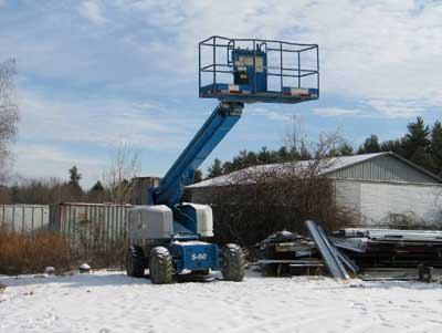 Boom Lift Rental Safety