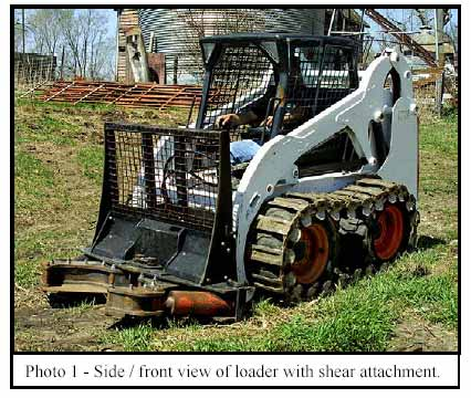 NIOSH FACE Program: Iowa Case Report 01IA042 | CDC/NIOSH
