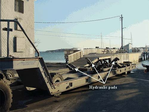 Figure 1 - Hydraulic Trailer