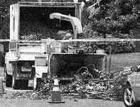 Photo 2. Newspaper Photo of Incident Site