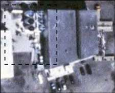 Photo 1. Satellite photo of the incident site prior to the incident (Google Earth)