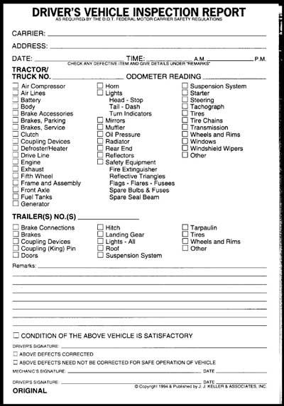 Tractor Tow Check List : Niosh face program kentucky case report ky cdc
