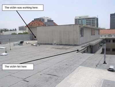 Apartment Building Roof niosh face program: california case report 08ca001 | cdc/niosh