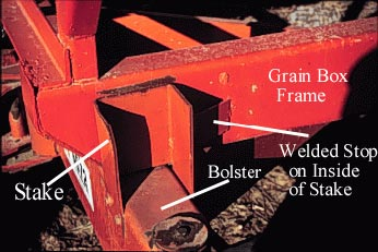 image of the grain box frame