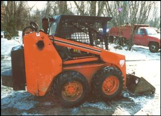 picture of skid-steer loader