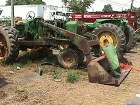 tractor involved in fatal rollover