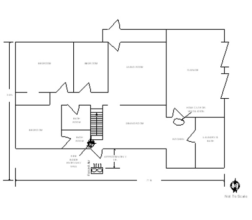Diagram 2. First Floor