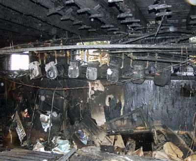 fire fighter fatality investigation report f2004 02 cdc niosh