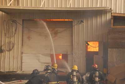 Fire Fighter Fatality Investigation Report F2007-18| CDC/NIOSH