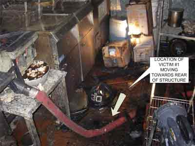 Fire Fighter Fatality Investigation Report F2007 32 Cdc Niosh