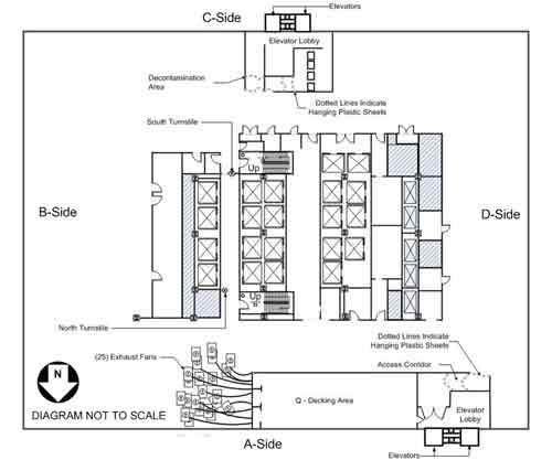 14th floor layout