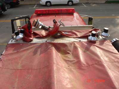 Fire Fighter Fatality Investigation Report F2007 27 Cdc Niosh