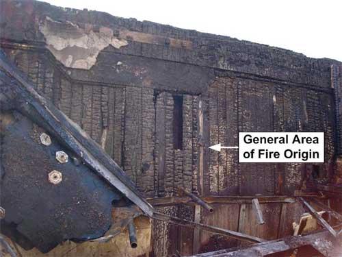 Fire Fighter Fatality Investigation Report F2008 03 Cdc Niosh
