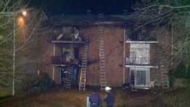 photo 2 - ladders to 2nd and 3rd floors