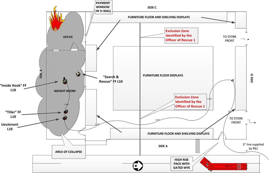 Fire Fighter Fatality Investigation Report F2012 13 Niosh Cdc