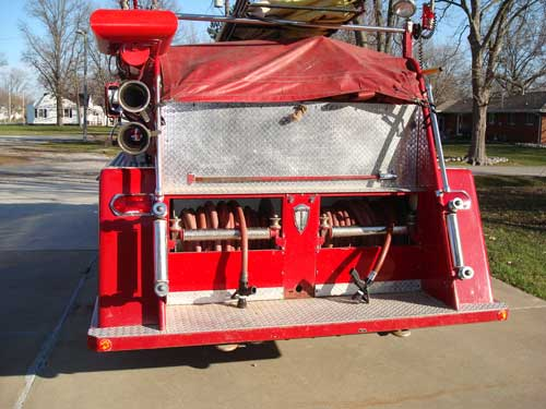 Brush Truck 12 Rear