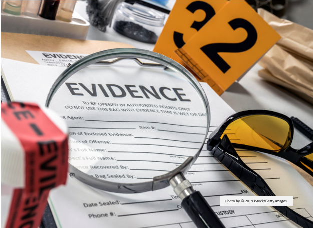 Potential Occupational Exposures to Narcotics in a County Evidence Room