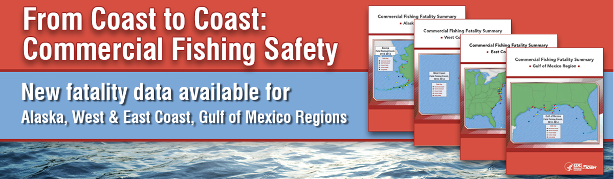 banner of commercial fishing safety